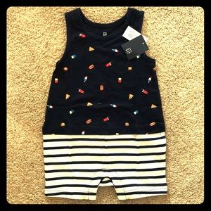 Shorty one-piece romper 18-24mo